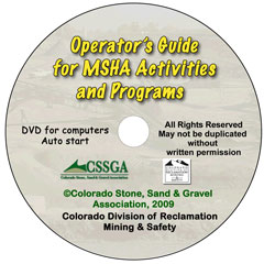 MSHA online training