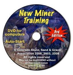 new miner training